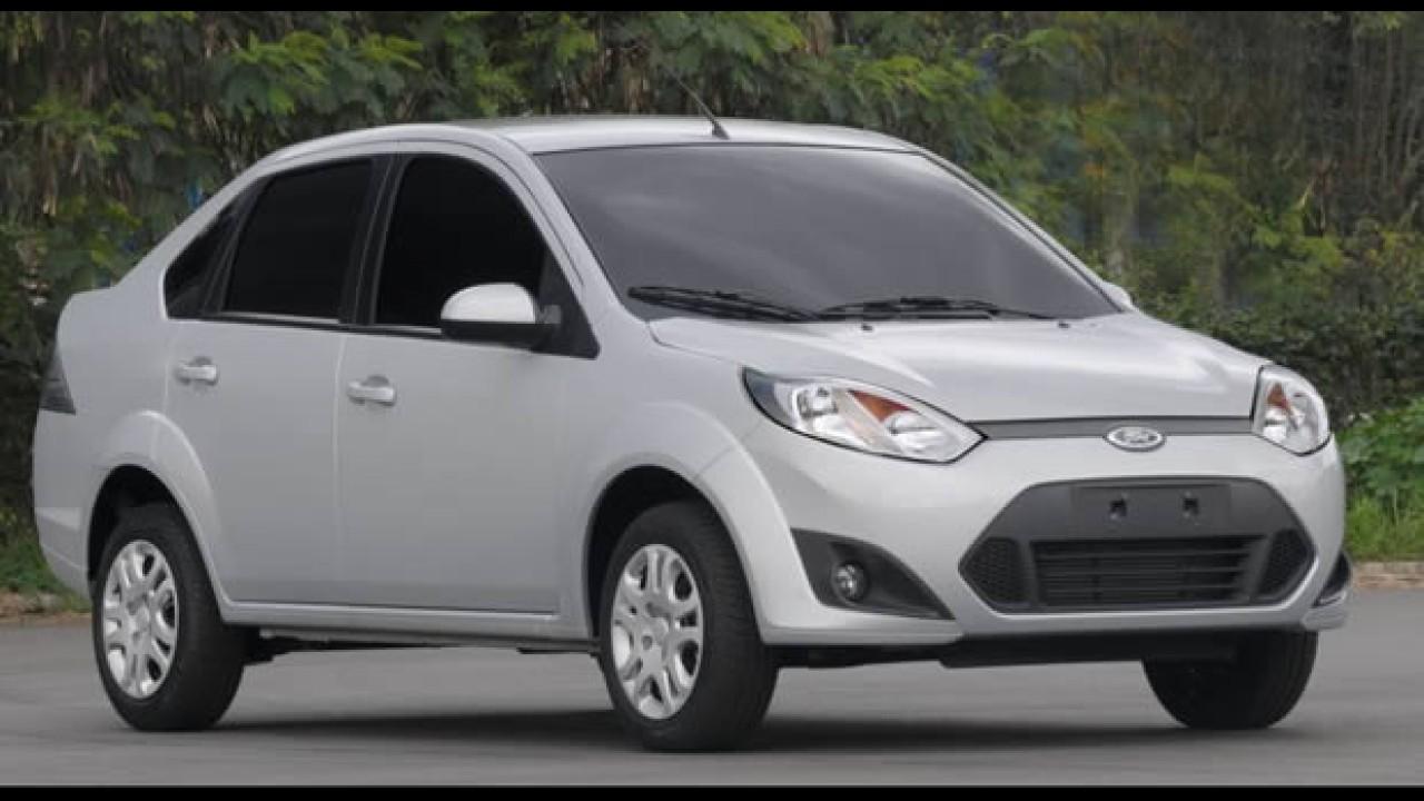 Efeito JAC: Fiesta RoCan Hatch e Sedan com ABS e Airbags saem por R$ 37.900 e R$ 39.900