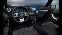 Jeep Wrangler ganha série especial Artic na Europa - Vendas começam em 2012