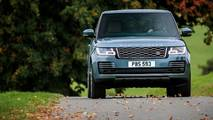 2018 Range Rover Front Dynamic