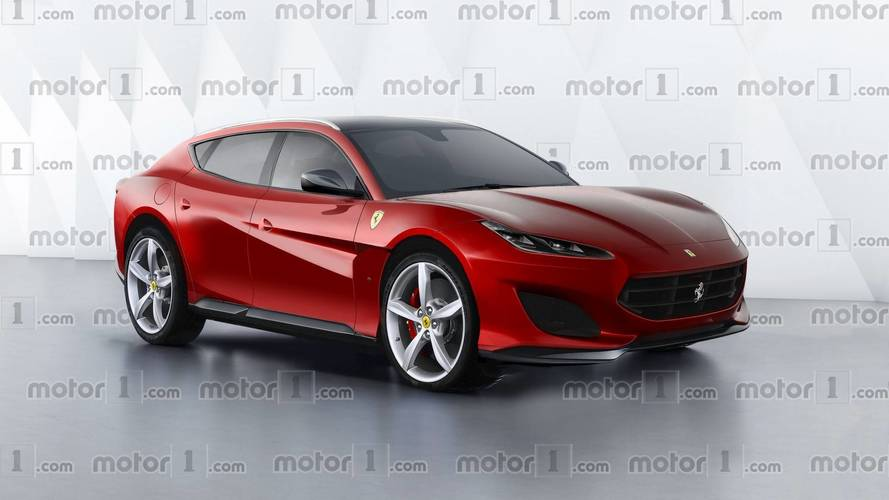 El SUV de Ferrari tendrá el tacto de un deportivo
