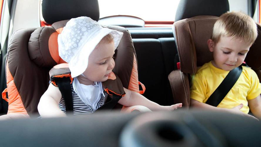 700,000 grandparents don't follow child seat rules, study shows