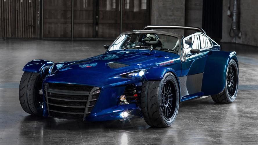 Donkervoort D8 GTO-RS - Une série spéciale portée sur le carbone