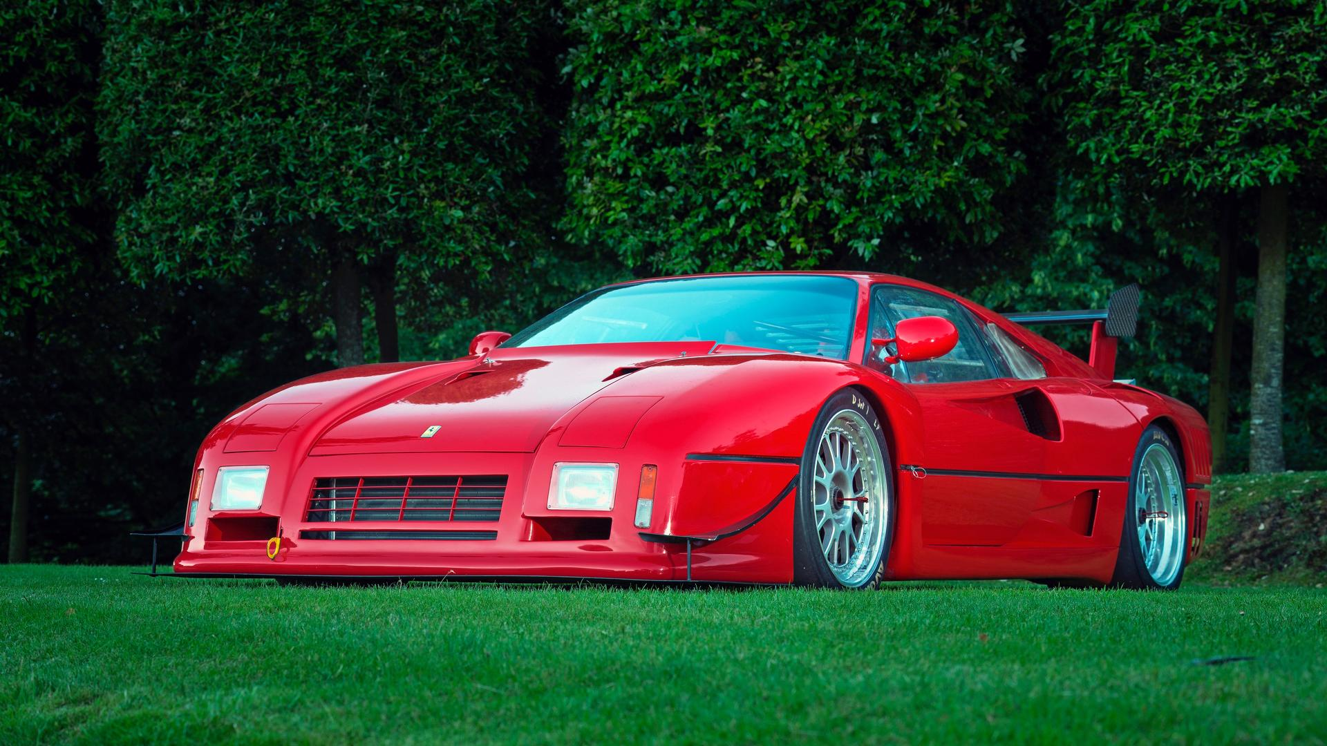 legends ferrari 288 gto evoluzione. Black Bedroom Furniture Sets. Home Design Ideas