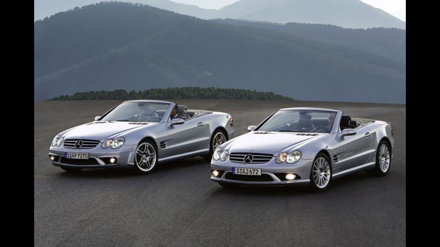 Mercedes SL ed SL AMG - 2006