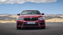 BMW M5 2018: fotos oficiales