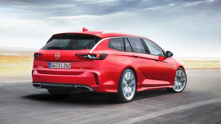 Opel Insignia GSi Sports Tourer tanıtıldı