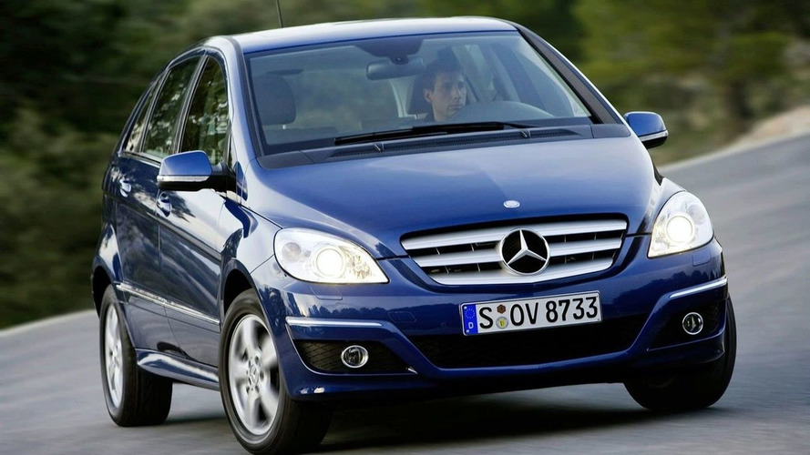 Mercedes Plans Four New Compact Models