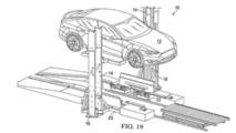 Tesla Battery Swap Patent