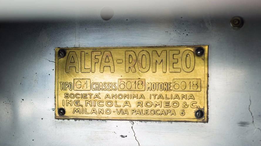 Alfa Romeo G1 1921