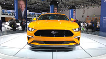 Ford Mustang 2018 live in Frankfurt