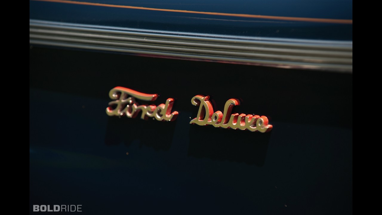 Ford Deluxe Sedan Delivery