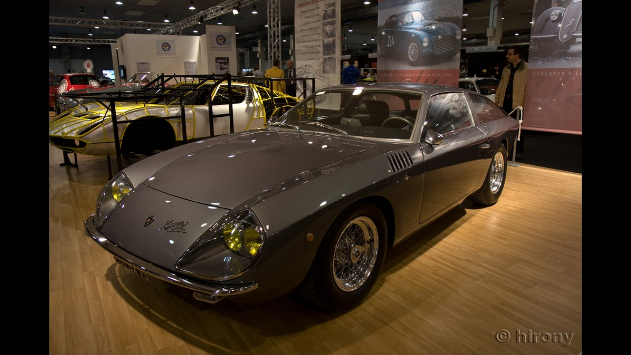Lamborghini 400 GT Flying Star II
