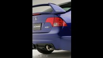 Honda Civic MUGEN Si Sedan Prototype