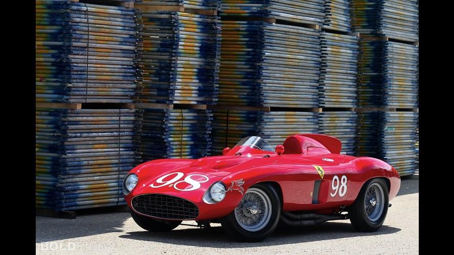 Ferrari 857 Sport Scaglietti Spider
