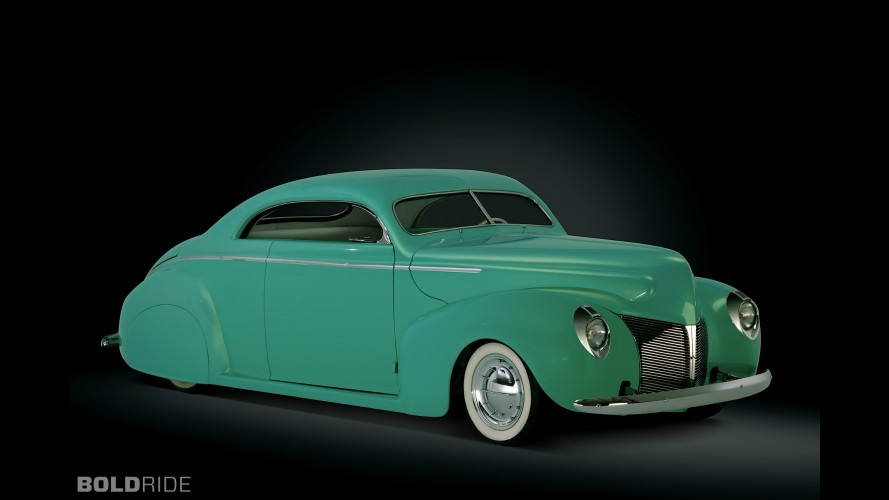 Mercury Custom Coupe by Rick Dore