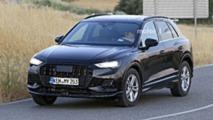Audi Q3 2019: fotos espía