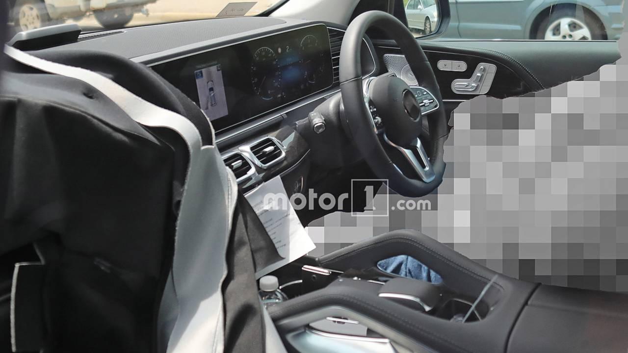 2019 Mercedes-Benz GLE Spy Photos | Motor1.com Photos
