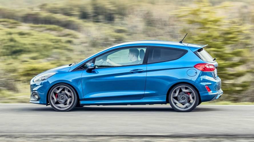 Ford, Fiesta RS'i düşünüyor olabilir