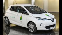 Nissan Leaf e Renault ZOE per COP21