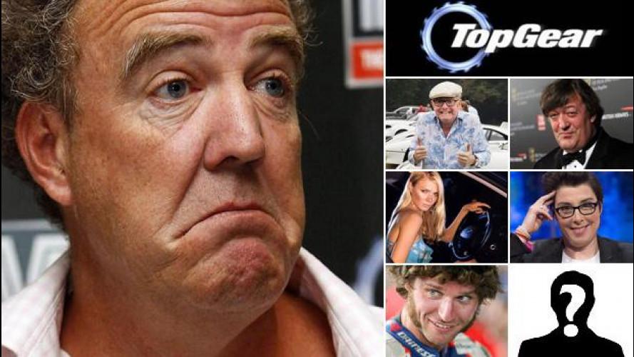 Top Gear, il sostituto di Jeremy Clarkson? Ecco i 5 candidati