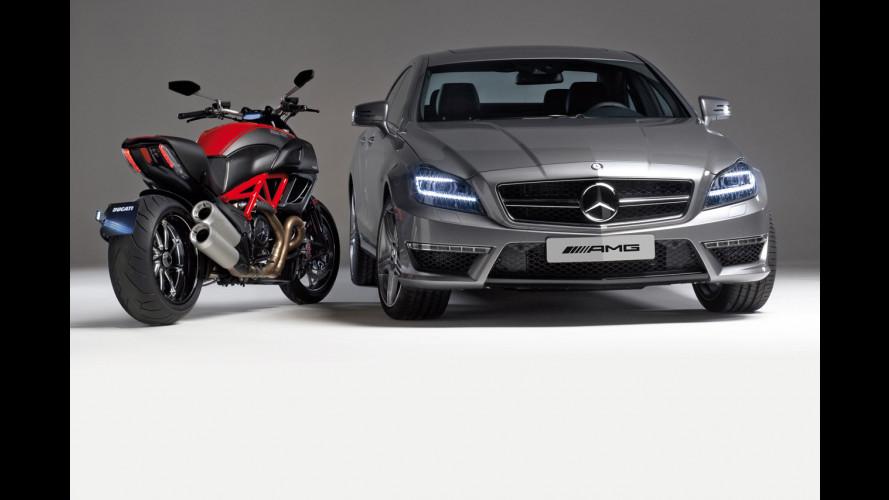 Ducati-AMG: è alleanza