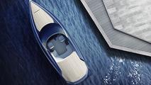 Aston Martin AM37 yacht