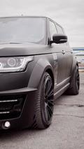 Range Rover LWB by Lumma Design