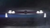 Volkswagen GTI Supersport Vision GT teaser
