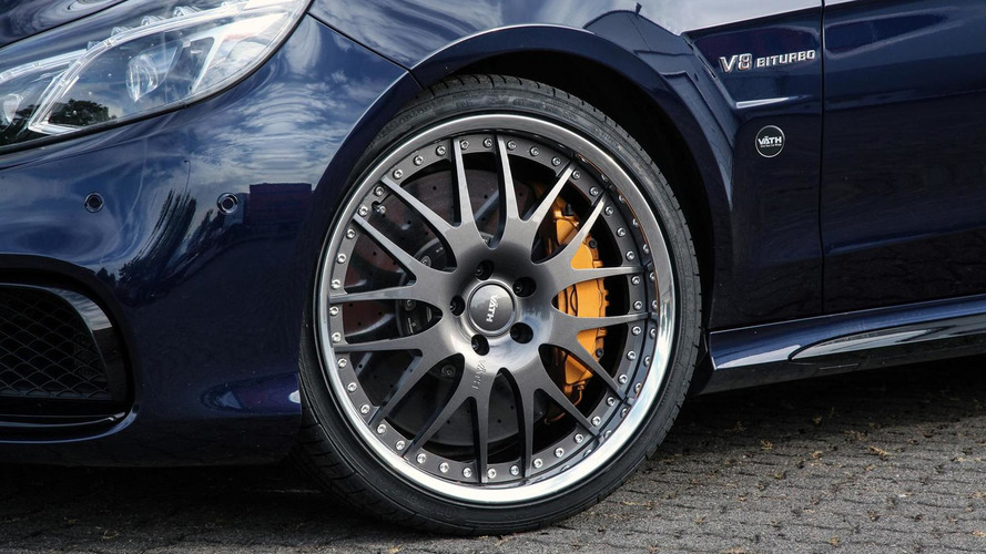 Mercedes-Benz E63 AMG S-Model Estate tuned to 750 HP and 1,000 Nm by VATH