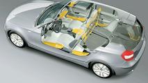 BMW 1 Series storage space