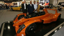 Caparo T1: New UK dealer