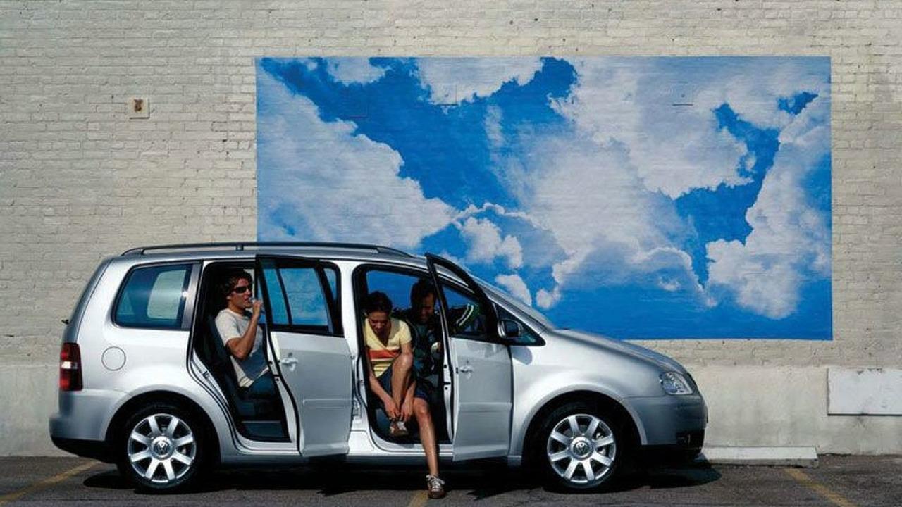 VW Touran Conceptline