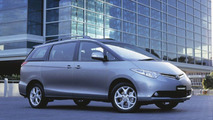 Fourth-generation Toyota Tarago
