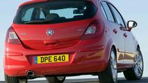 Vauxhall Corsa 5 Door: First Pictures