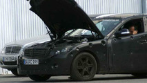 2008 Mercedes-Benz C-Class Spy Photos