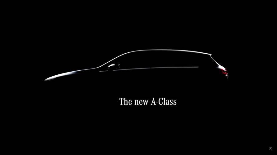 Mercedes-Benz Classe A teaser