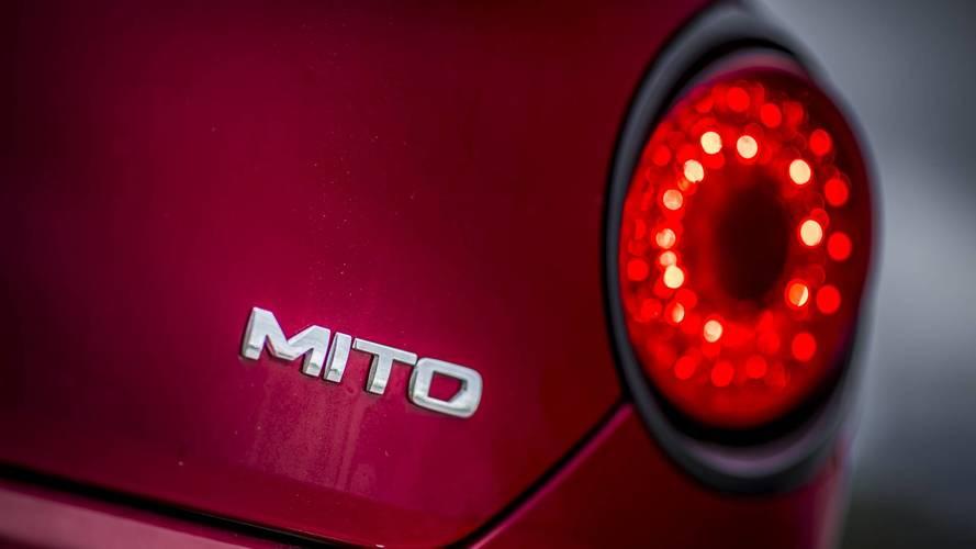 Alfa Romeo MiTo 2016-