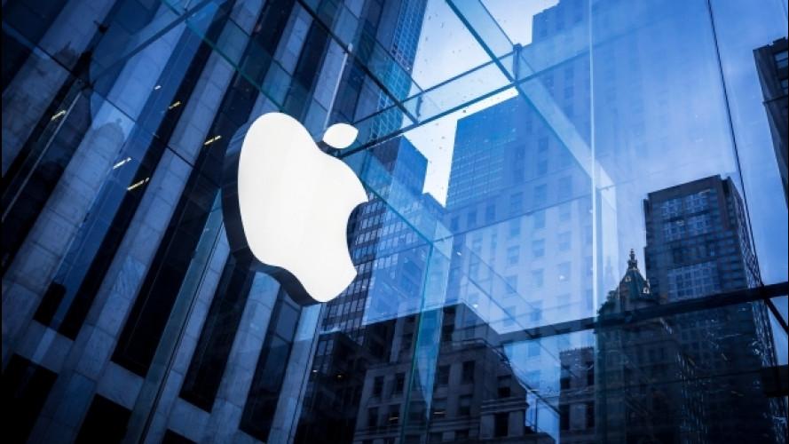 Apple investe e l'obiettivo è la guida autonoma