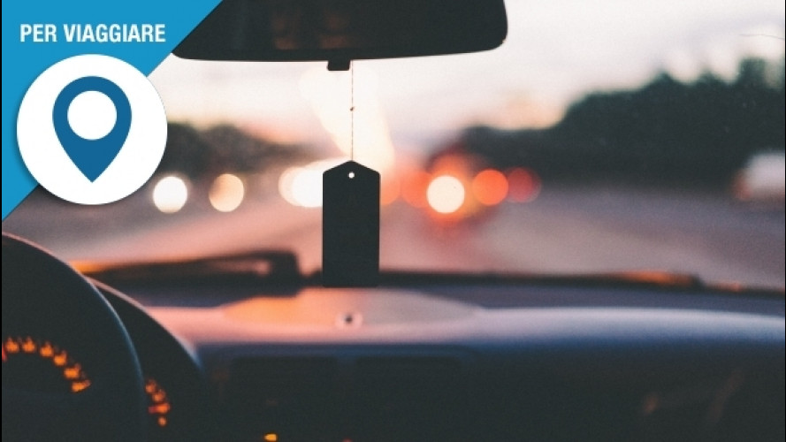 Viaggiare di notte, tre consigli di guida