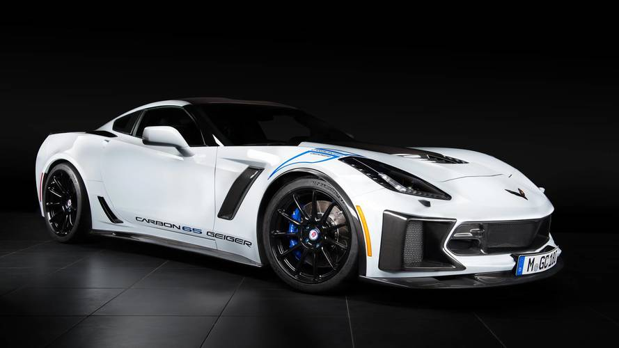 Euro-Tuned Chevy Corvette Z06 Is More Powerful Than The ZR1