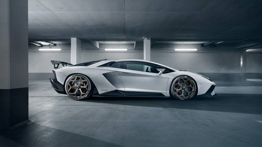 Lamborghini Aventador S By Novitec Adds Lightness And Power