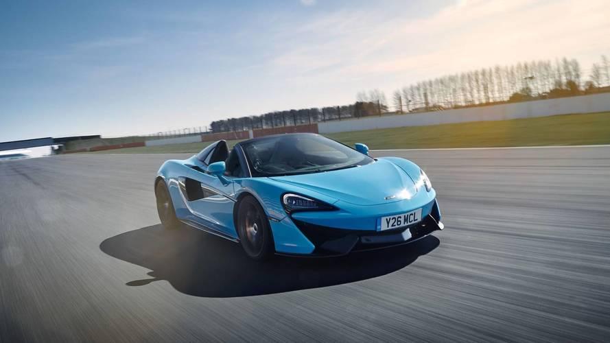 McLaren has a corporate reshuffle
