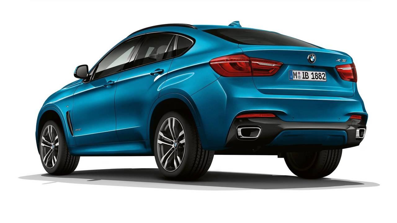 8. BMW X6 M – 4.2 seconds