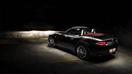 Mazda MX-5 Cherry Top - Une version limitée à 100 unités