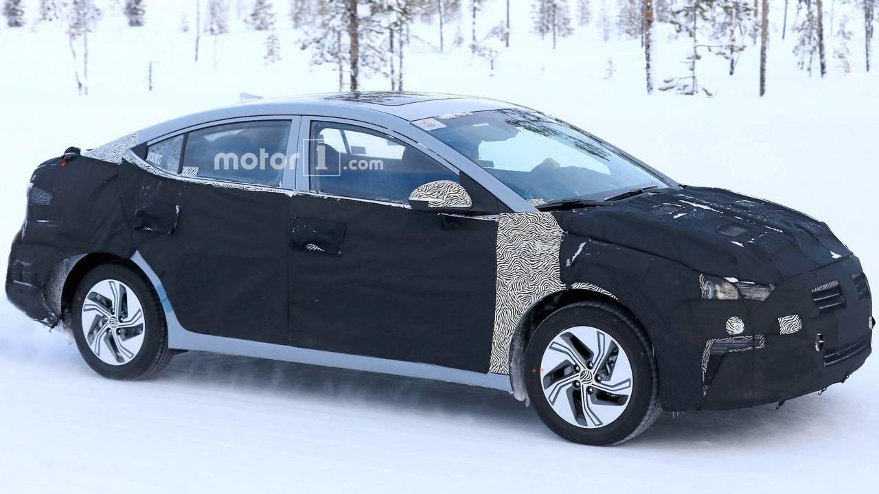 Hyundai Elantra EV