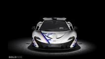 McLaren P1 Alain Prost Edition