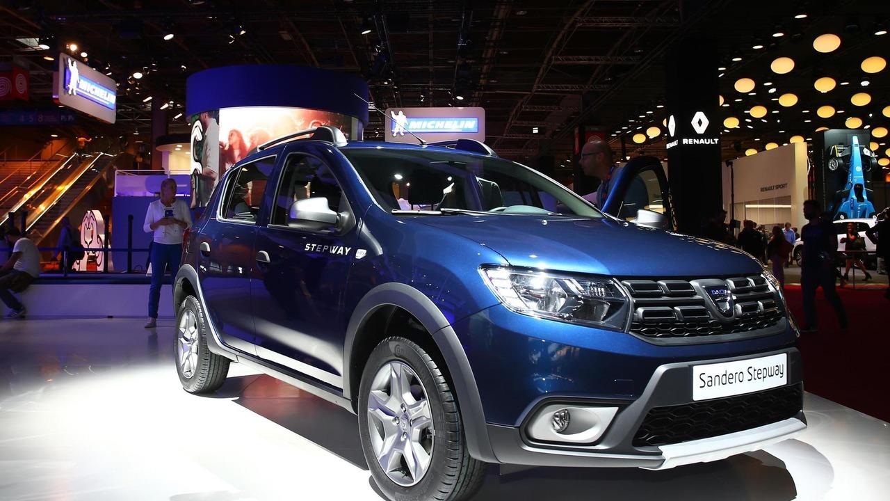 Dacia Sandero Stepway Paris Motor Show