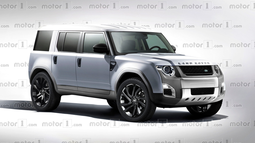 Land Rover Says New Defender Will Lure In The Younger Generation