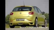 Preparadora JE Design mostra a sua versão do Novo Seat Ibiza 2009