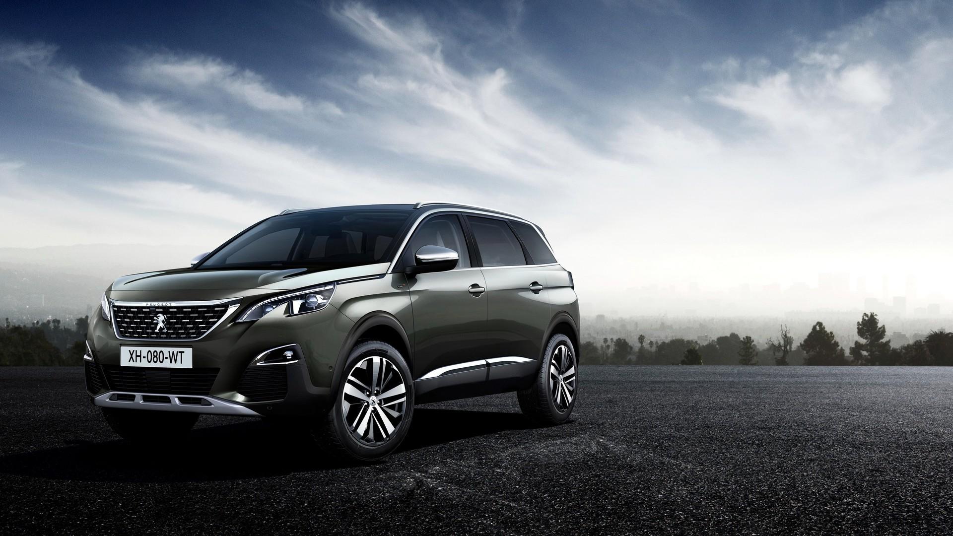 Active Auto Sales >> 2017 Peugeot 5008 debuts as seven-seat SUV